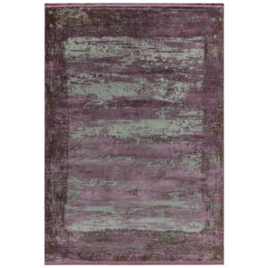 ATHERA lila bordűr szőnyeg