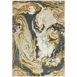 AURORA MARBLE arany szőnyeg
