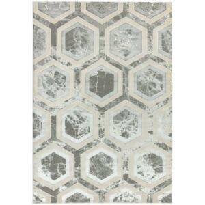 AURORA CRYSTAL szürke szőnyeg