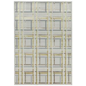 AURORA ELEXUS szürke szőnyeg