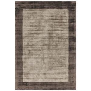 BLADE BORDER 02 csokoládé barna szőnyeg