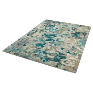 COLORES CLOUD ETHEREAL kék szőnyeg