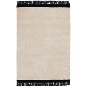 ELGIN krémszínű/ fekete szőnyeg