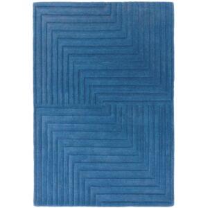 FORM kék szőnyeg