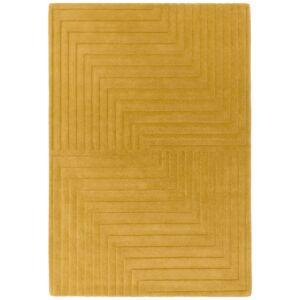 FORM sárga szőnyeg