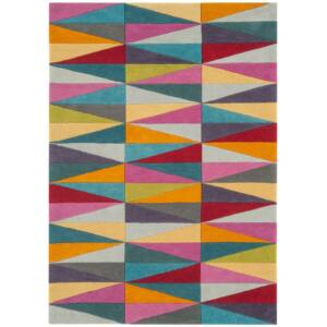 FUNK 08 TRIANGLES színes szőnyeg