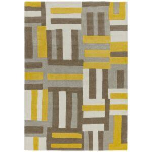 MATRIX 17 CODE sárga szőnyeg