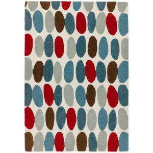 MATRIX 33 SOFIA piros/ kék szőnyeg