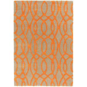 MATRIX 37 WIRE narancs szőnyeg