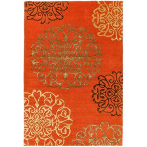 MATRIX 43 TANGIER narancs szőnyeg