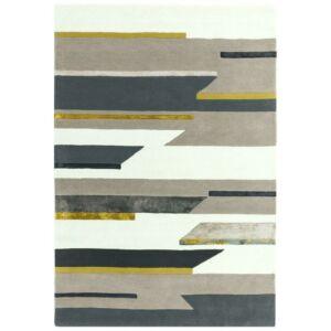 MATRIX 62 RHOMBUS mustársárga szőnyeg