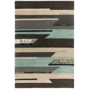 MATRIX 63 RHOMBUS kék szőnyeg