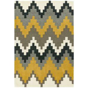 MATRIX 69 CUZZO mustársárga szőnyeg