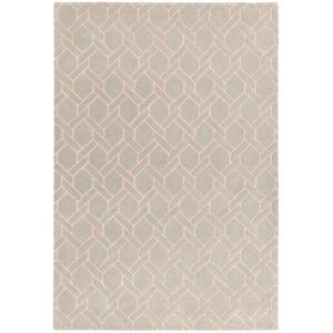 NEXUS FL04 ezüst pink szőnyeg