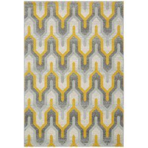 NOVA NV14 sárga szőnyeg