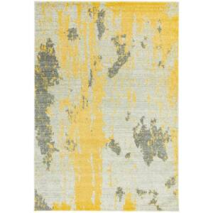 NOVA NV18 sárga szőnyeg