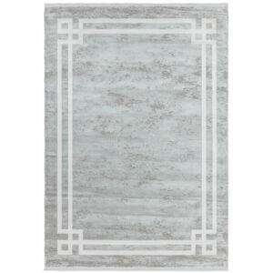 OLYMPIA szürke bordűr szőnyeg