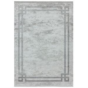 OLYMPIA ezüst/szürke bordűr szőnyeg