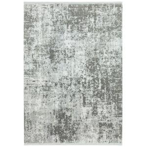OLYMPIA ezüst/szürke absztrakt szőnyeg