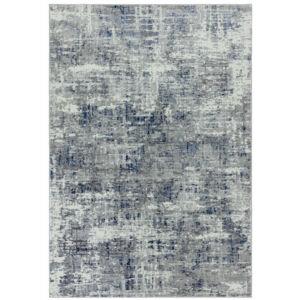 ORION ABSZTRAKT kék szőnyeg