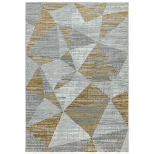 ORION BLOCKS sárga szőnyeg