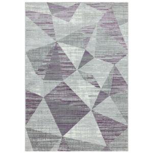 ORION BLOCKS lila szőnyeg