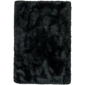 PLUSH fekete szőnyeg