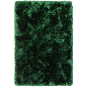 PLUSH smaragdzöld szőnyeg