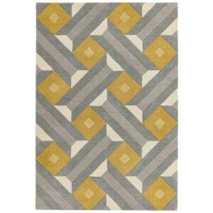 REEF RF01 MOTIF sárga szürke szőnyeg