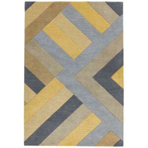 REEF RF02 BIG zig sárga szürke szőnyeg