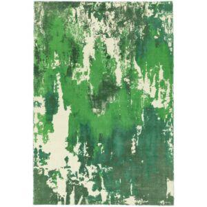 SATURN zöld szőnyeg