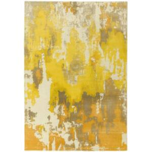 SATURN sárga szőnyeg