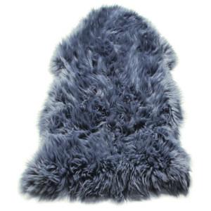 SHEEPSKIN szürke szőnyeg