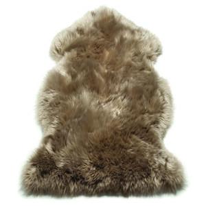 SHEEPSKIN taupe szőnyeg