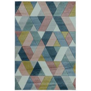 SKETCH RHOMBUS színes szőnyeg
