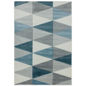 SKETCH KITE kék szőnyeg