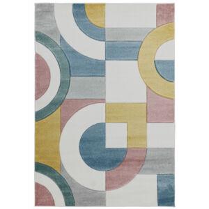 SKETCH RETRO színes szőnyeg