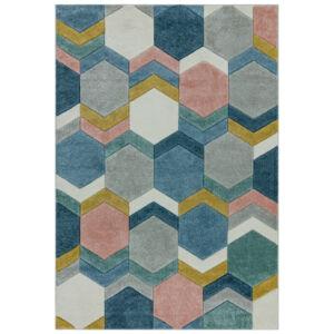 SKETCH HEXAGON színes szőnyeg