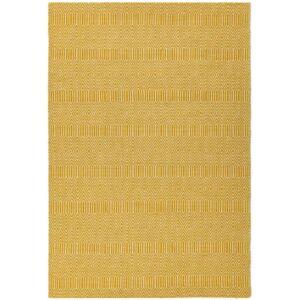 SLOAN mustársárga szőnyeg