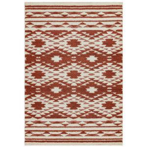 TAZA narancs szőnyeg