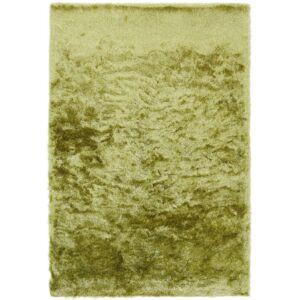 WHISPER zöld shaggy szőnyeg