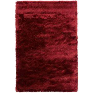 WHISPER piros shaggy szőnyeg