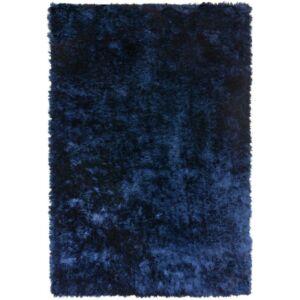 WHISPER sötétkék shaggy szőnyeg
