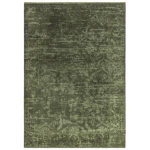 ZEHRAYA zöld szőnyeg