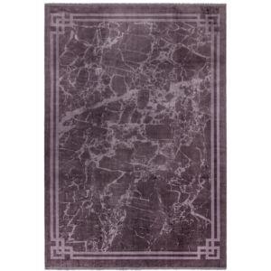 ZEHRAYA lila bordűr szőnyeg