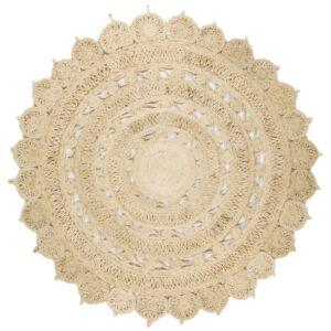 ZIRA 002 NATÚR (VILÁGOS) SZŐNYEG 150 cm kör