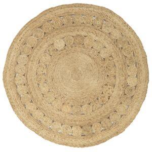 ZIRA 003 spiro natúr szőnyeg 150 cm kör