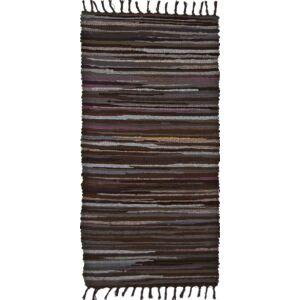 Alabama 314 Karamell Rongyszőnyeg 60x120 cm
