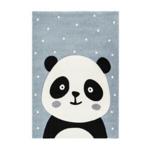 AMIGO 322 kék gyerekszőnyeg panda macis