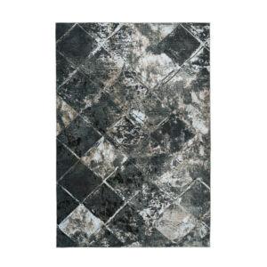 GRETA 805 PET fekete szőnyeg